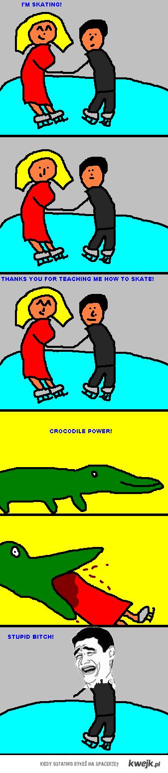 Crocodile Power