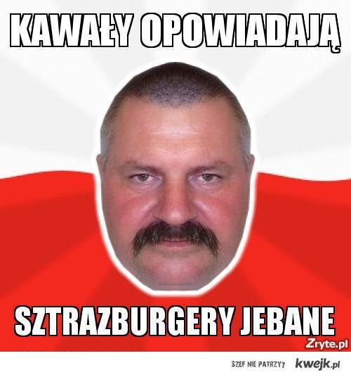 Sztrazburgery