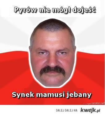 Synek mamusi