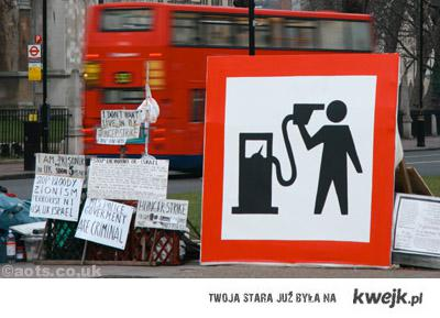 Petrol by Banksy
