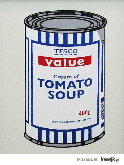 Discount soup