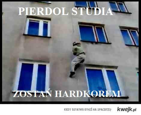 Zostań Hardkorem