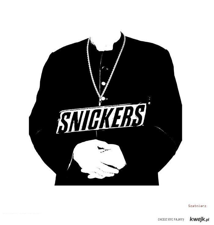 Jego Wysokosc Snickers