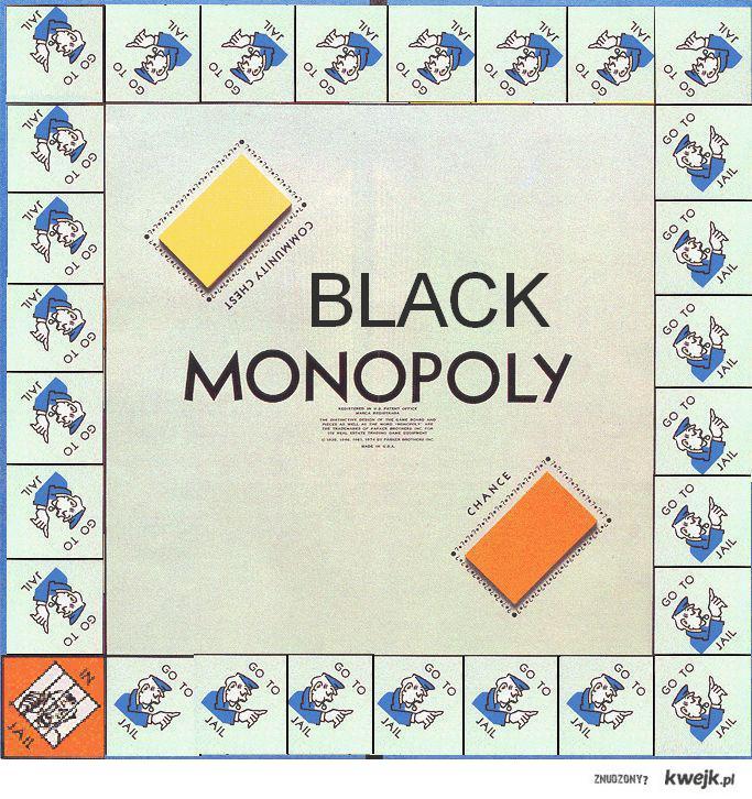 czarne monopoly