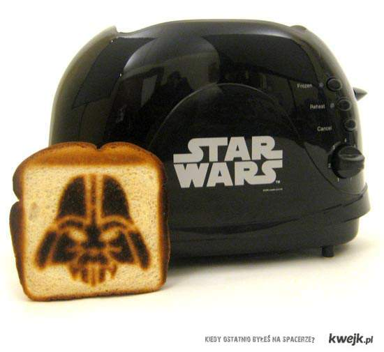 Star Wars Toster