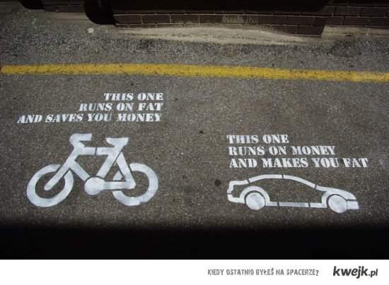 jezdzij na rowerze