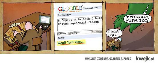 Google: beware