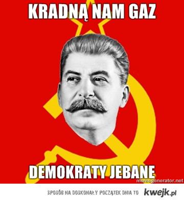 Stalin mówi