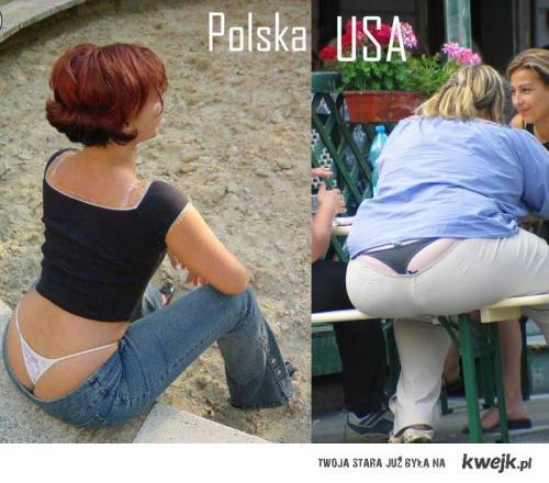 POLSKA / USA