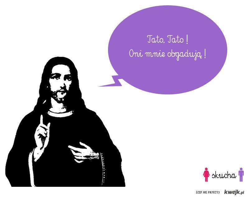 Jezus vs. skucha