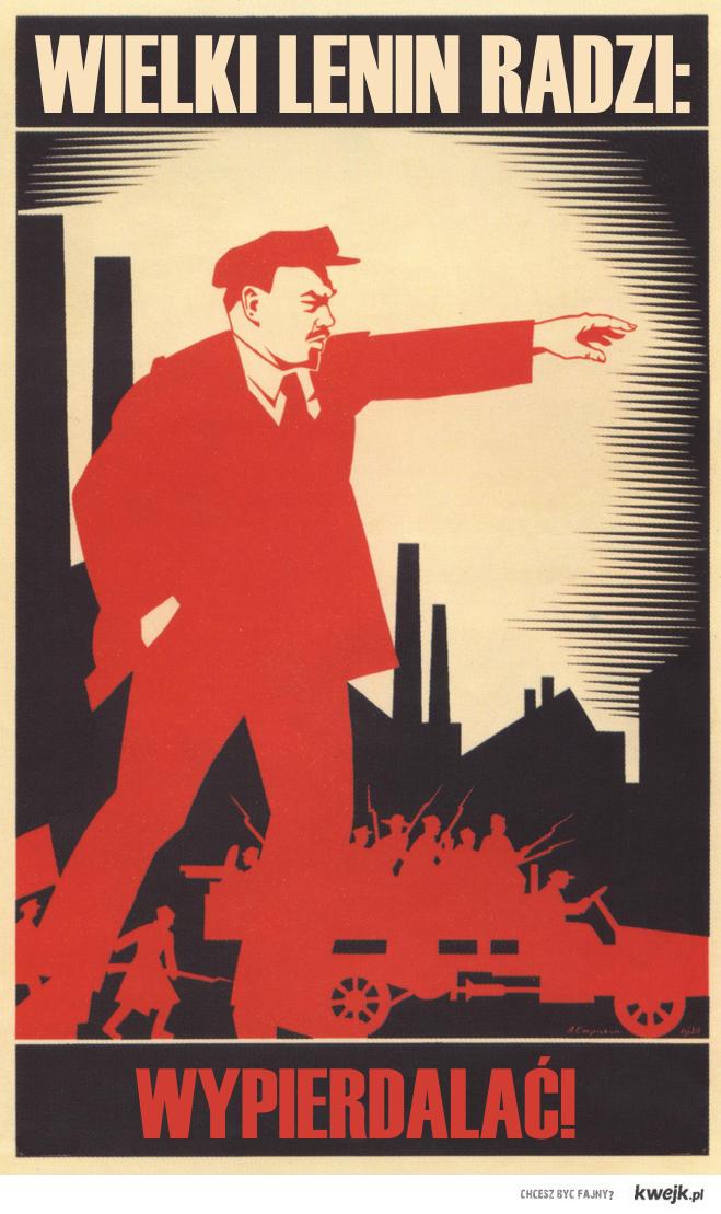 Lenin radzi