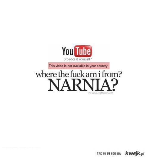 narnia youtube