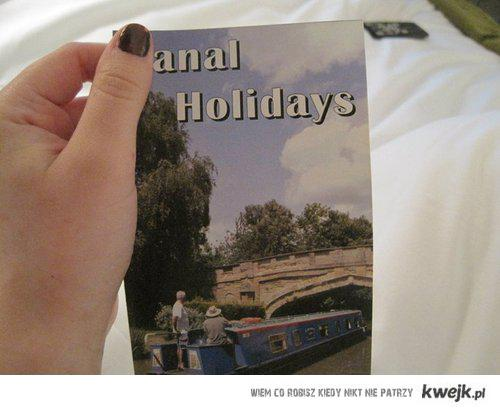 Anal holiday
