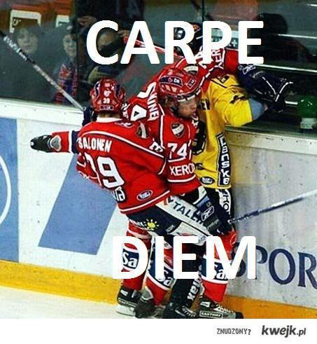 ice carpe diem