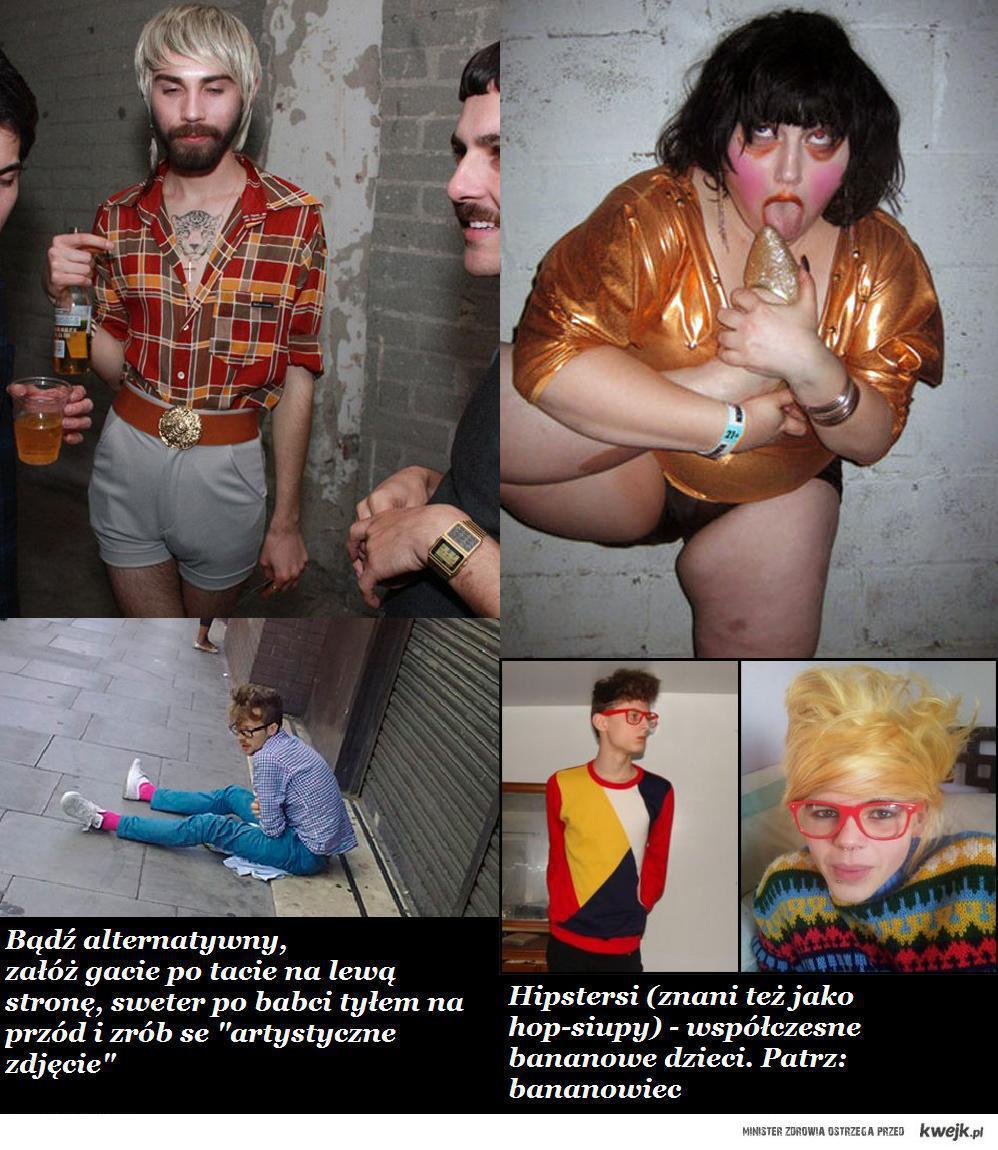 hipster - definicja i przepis