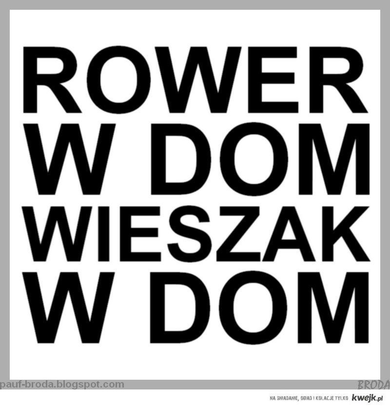 rower=wieszak