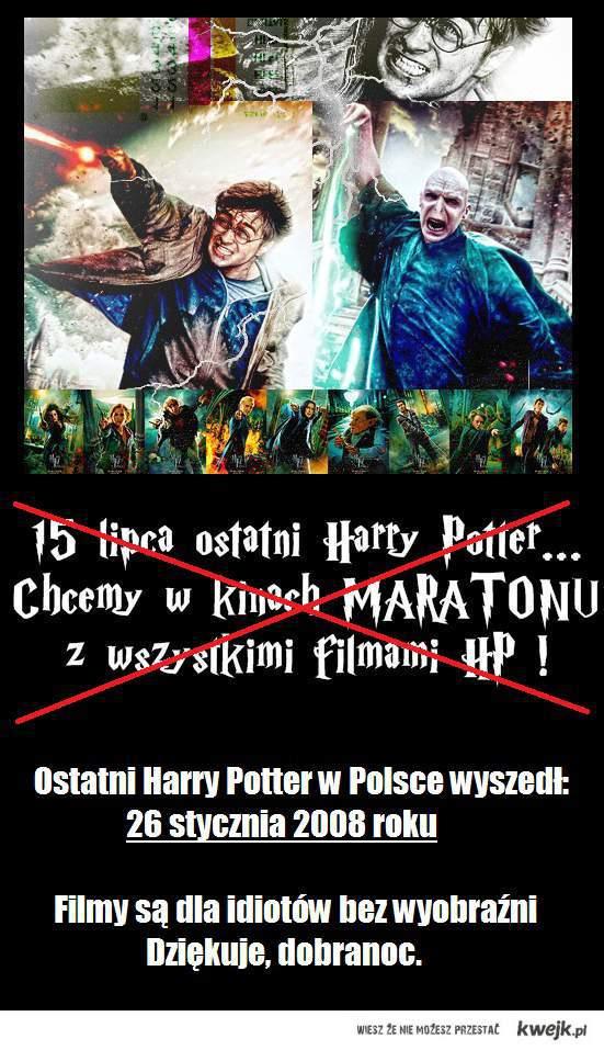 Harry Potter Prawda