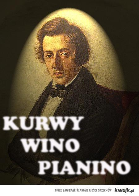 Fryderyk Chopin - Motto
