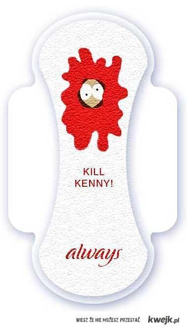 kill keny