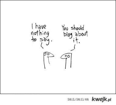 bloggin all the time
