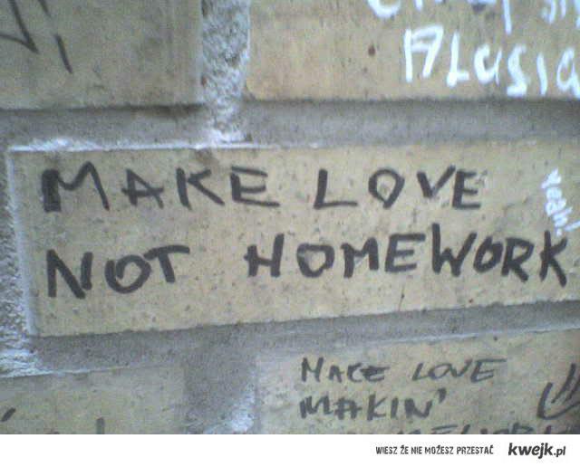 make love!