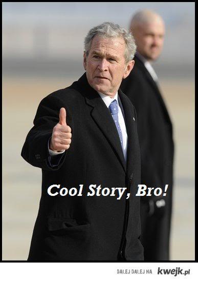 bush story bro
