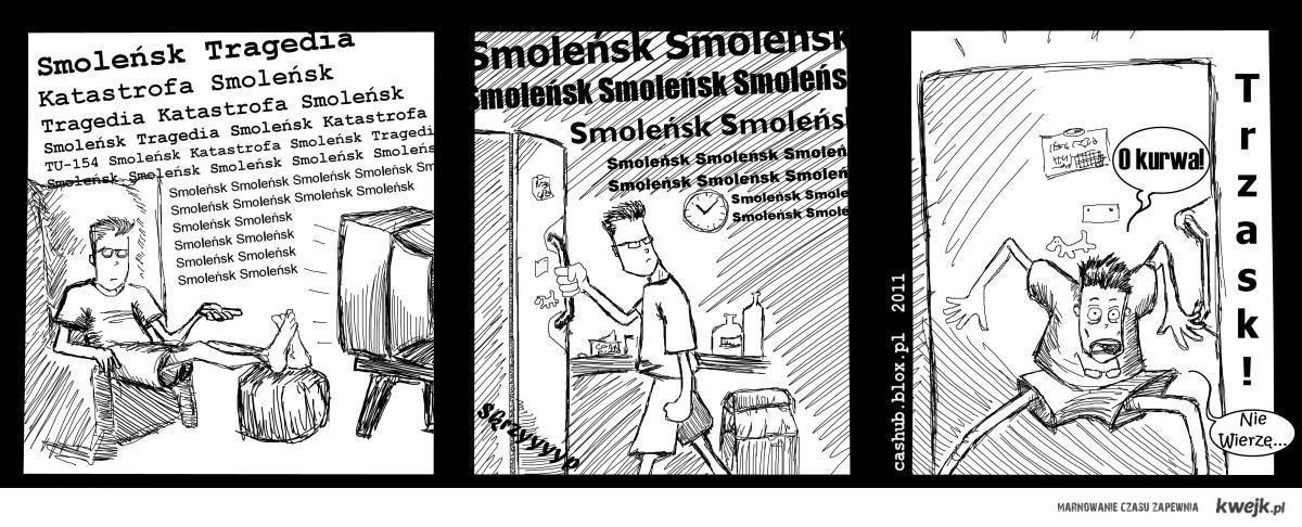 Smoleńsk jest wszędzie