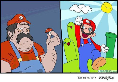Prawdziwa historia Mario