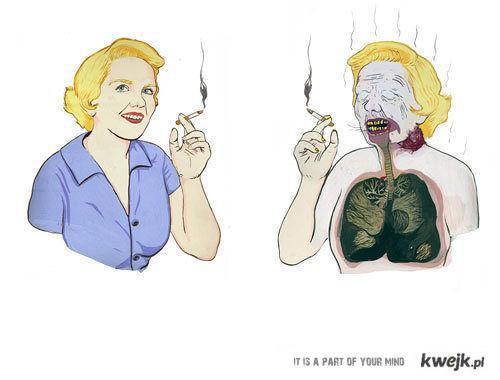 pozdrowienia dla palaczy