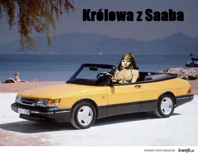Królowa z Saaba