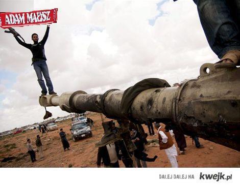 Libia żegna Adama