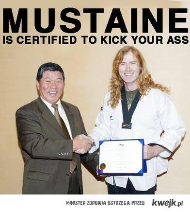 Mustaine 2