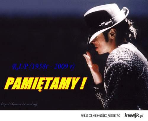 MJ - pamiętamy!