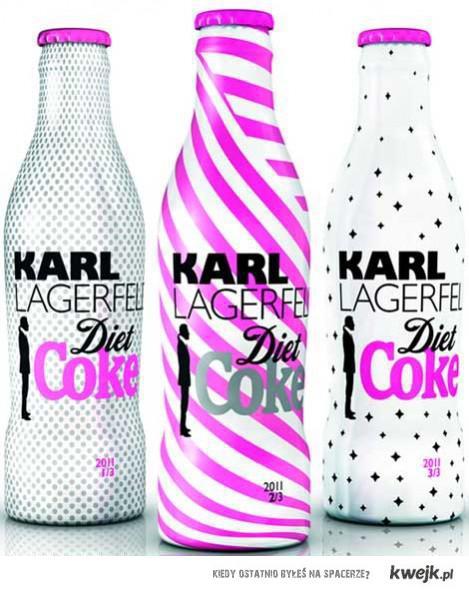 Karl Lagerfeld Diet Coke