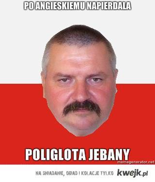 """Polak """" again """""""