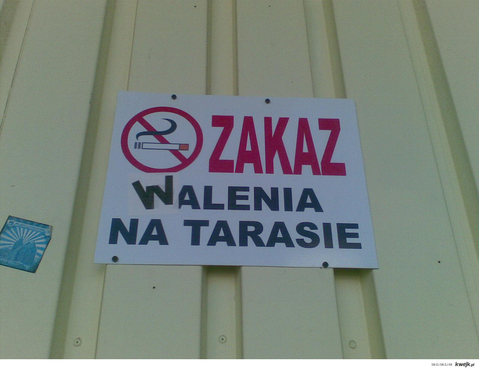 Zakaz Walenia