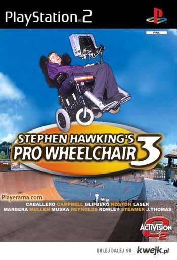 stephen hawking pro