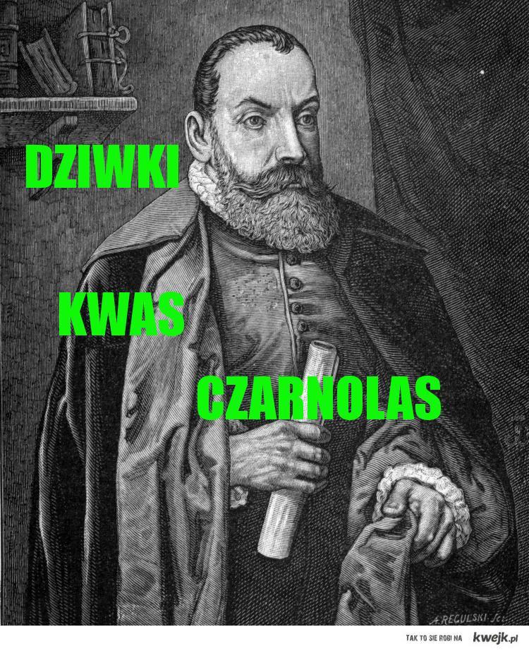 kochanowski kwas