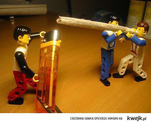 lolek i lego