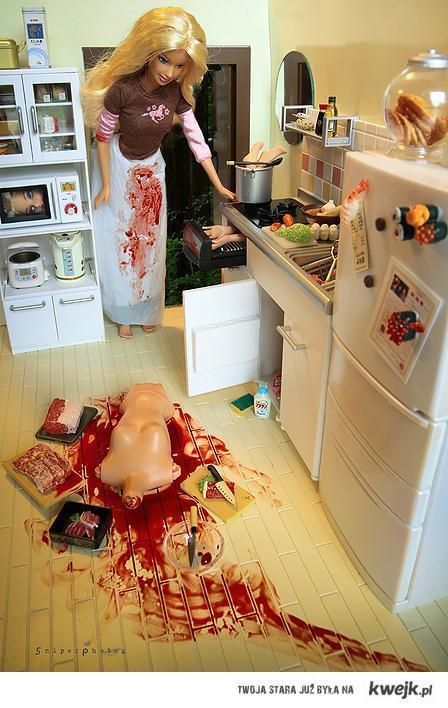 Mariel Clayton's Killer Barbies