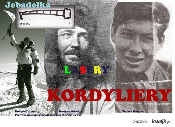 Kordyliery