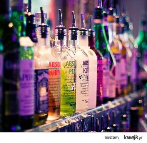 Kolorowa Vodka