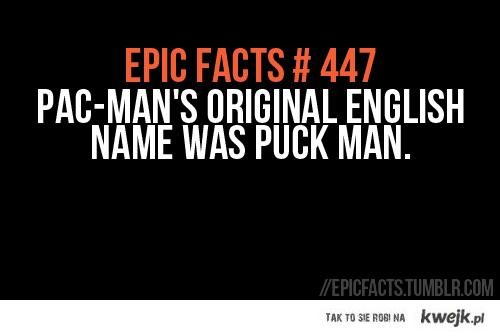 Epic Fact #447
