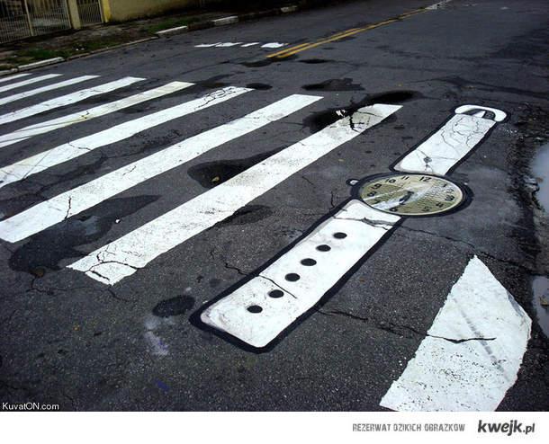 watch street art