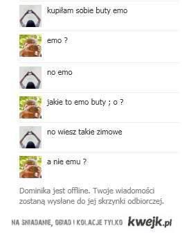 Buty Emo