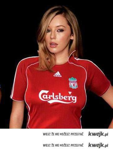 Liverpool girl