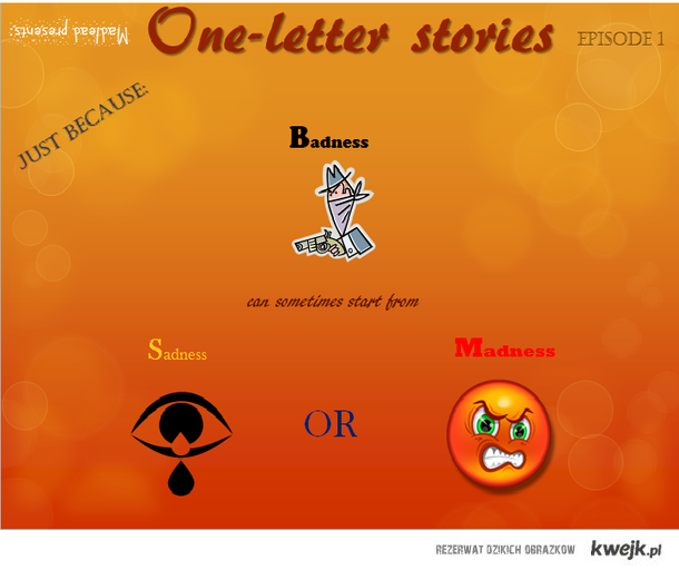 one-letter story ep. 1