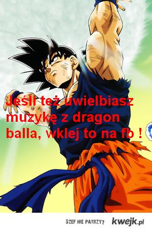 Muzyka dragon ball