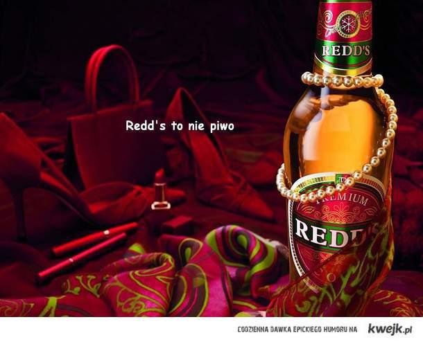 Redds to nie piwo