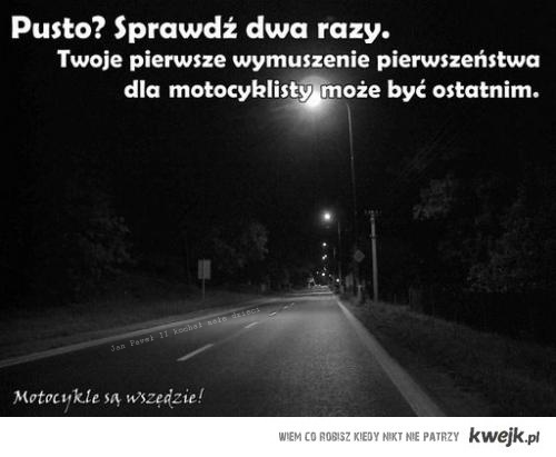 motocykle sa wszedzie
